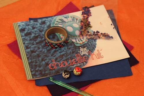 Chouette Kit de février