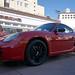 2007 Porsche Cayman 5spd Guards Red Black in Beverly Hills @porscheconnection 709
