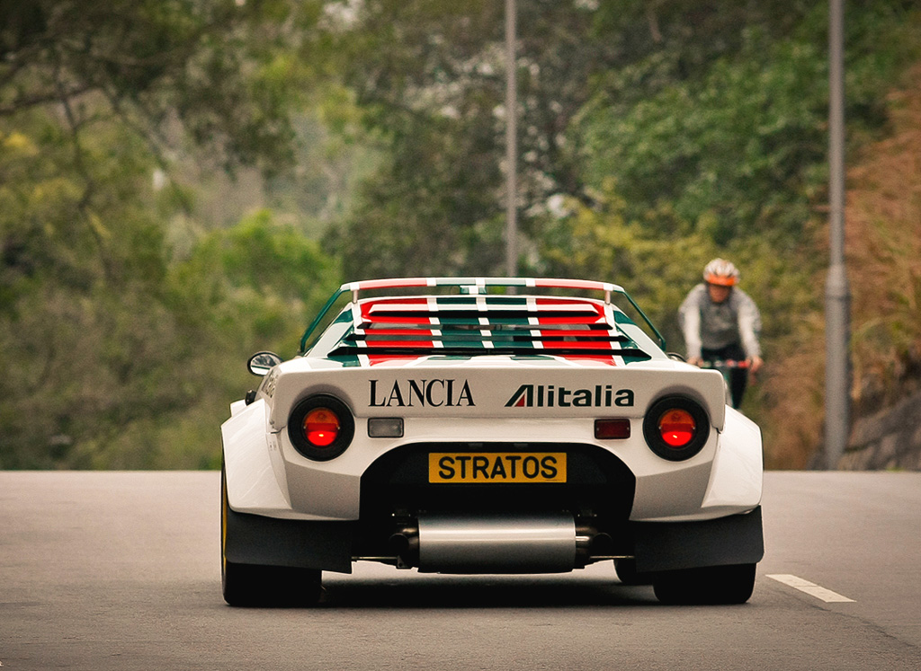 Hawk Lancia Stratos