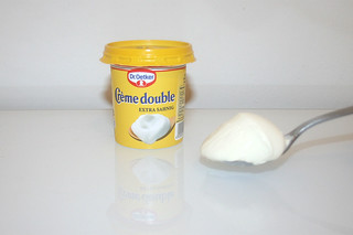 14 - Zutat Creme double /Ingredient creme double