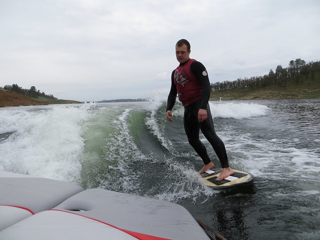 New Camera Wakesurfing 232