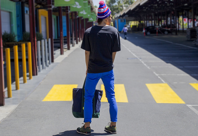 ksubi jeans acne peace tshirt