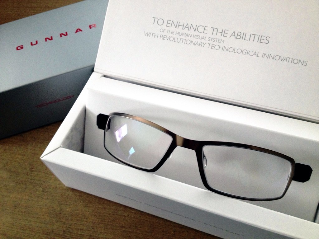 Thank you @GunnarOptiks for the awesome #NMX Speaker Gift