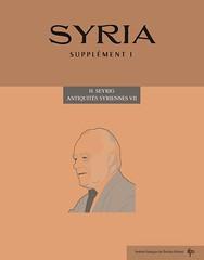 Syria, Supplément 1, 2013