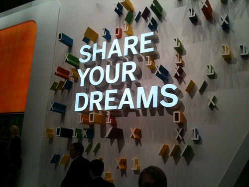 SAP: Share your Dreams