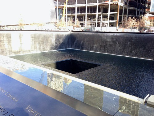 The Ground Zero, 9.11