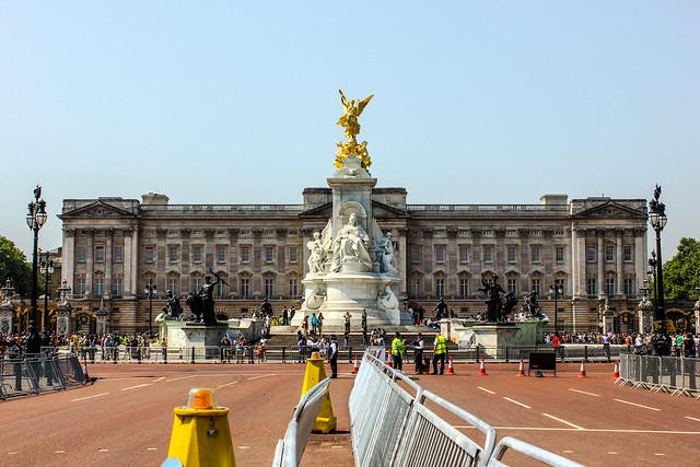 Palacio de Buckingham de Londres