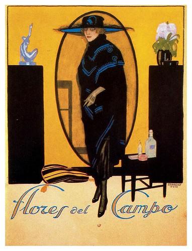 012-Publicidad para el jabon Flores del Campo-Rafael de Penagos-Via xaxor.com