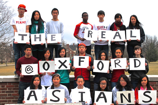 The Real Oxford Asians