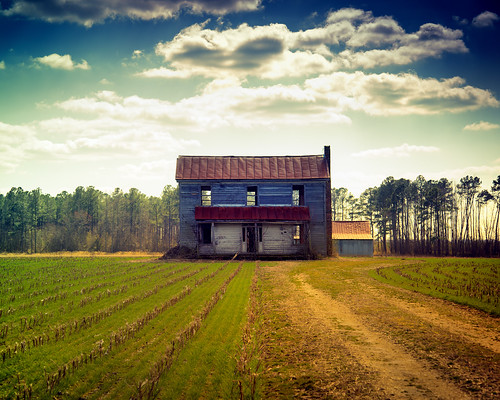 usa house abandoned rural landscape photography nc alone decay farm country north neglected farmland carolina abandonment skynoir