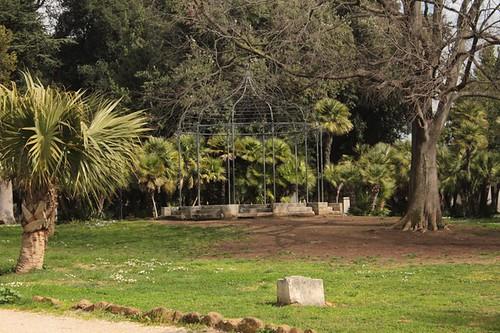Villa Torlonia: il verde del parco