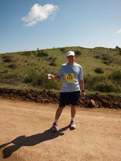 I conquered Pumphouse Hill!!!