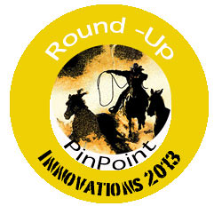 Image of the Round Up Badge