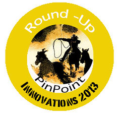 image of Round-Up Badge