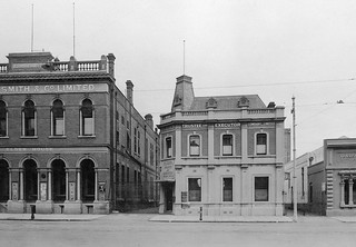 Elder's Trustee and Executor Company building, Currie Street, 1935