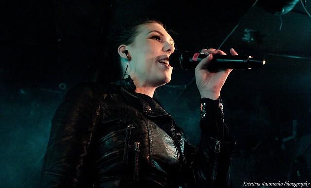 Amaranthe @ Henry's Pub (Kuopio) 12.3.2013