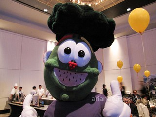 2013 Healthy Chef Competition/Eat your broccoli