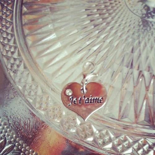 Merci chéri pour ce petit cadeau @hadeseb  #cadeau #bijou #jetaime #blog #blogueuse #amour #france