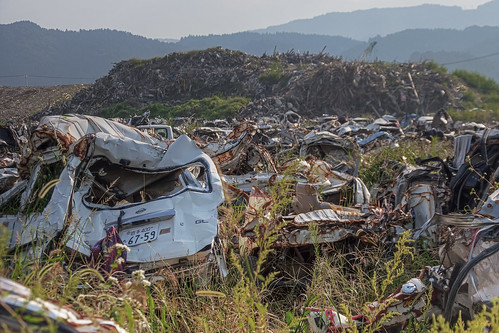 東日本大震災から半年後の陸前高田5 Six Months after The East Japan Earthquake in Rikuzentakata5