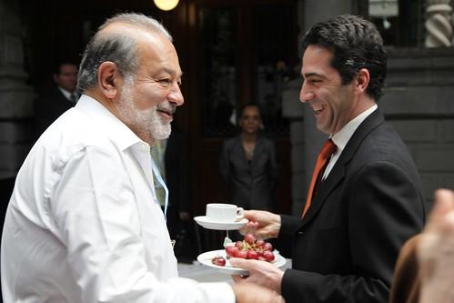le milliardaire mexicain: Carlos Slim