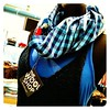 Malibu tank and nodo scarf