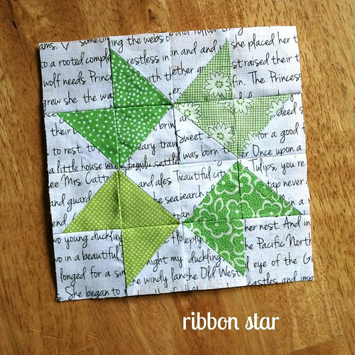 ribbon star