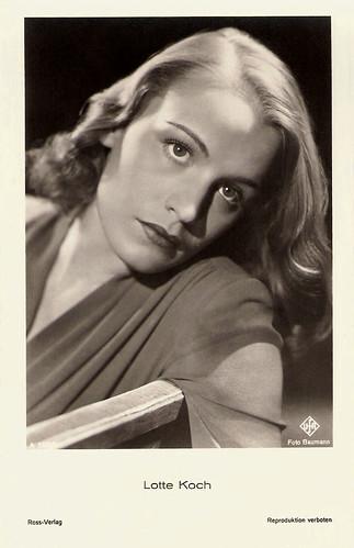 Lotte Koch