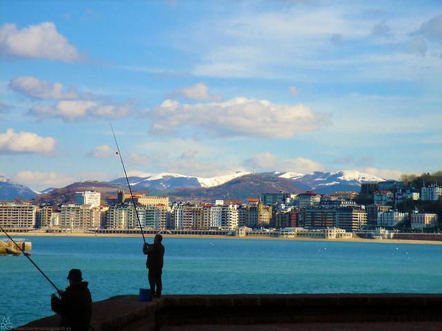 Pescadores, Mar, Ciudad & Nieve
