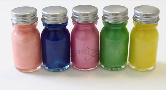 J. Herbin Pearlescent Ink Sampler Set