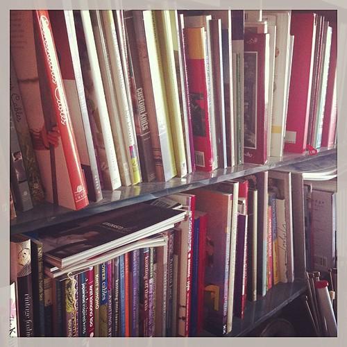 Knitting books:) Libri sulla maglia:)