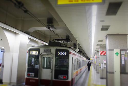 東武線浅草駅