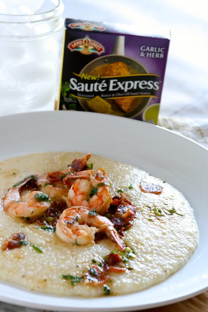 Shrimp and Grits 005
