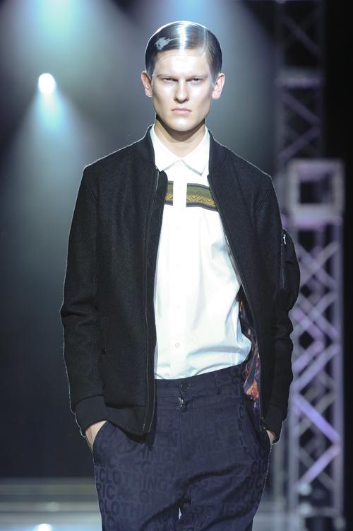 FW13 Tokyo yoshio kubo006_Robert Edenius(Fashion Press)