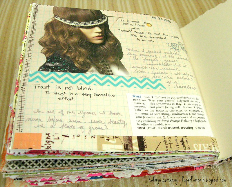 March 24  Trust :: Journaling