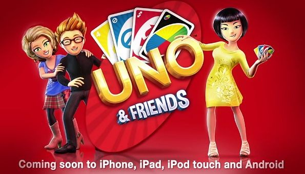 UNO & Friends для Android и iOS