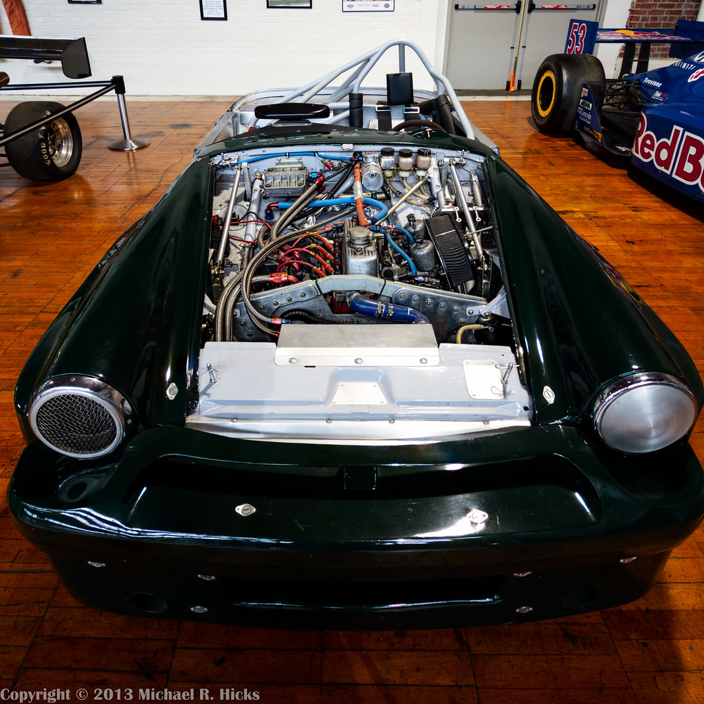 MG RACE CAR FOR SALE