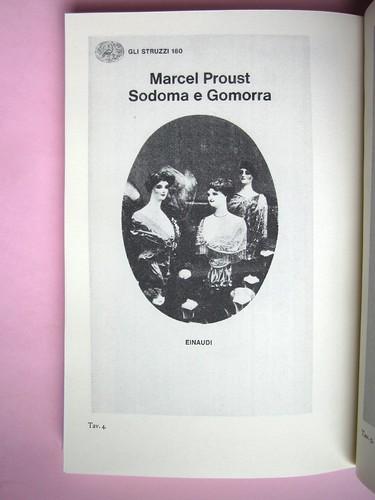 Proust e gli oggetti, a cura di G. G. Greco, S. Martina, M. Piazza. Le Cáriti Editore 2012. Impaginazione e grafica: DMD. Tavola 4 (part.), 1