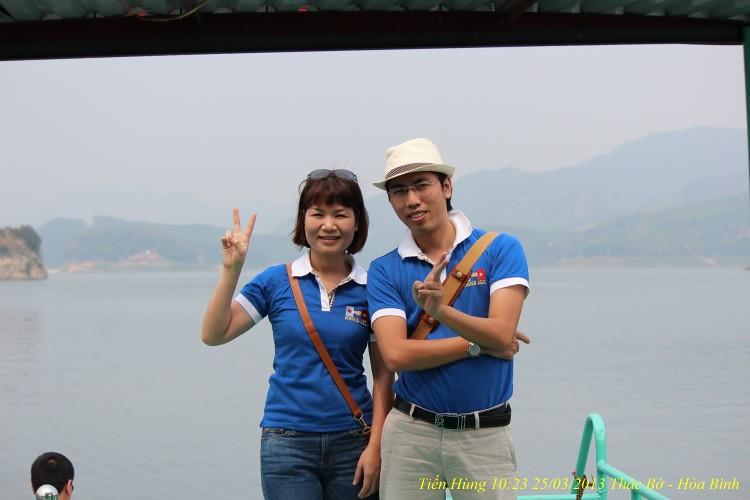 ハノイ日本語ガイドクラブの観光・研修
