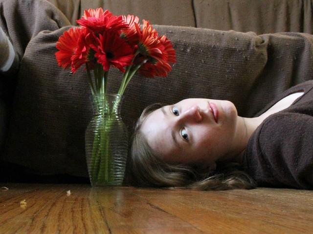 Flower glance.....