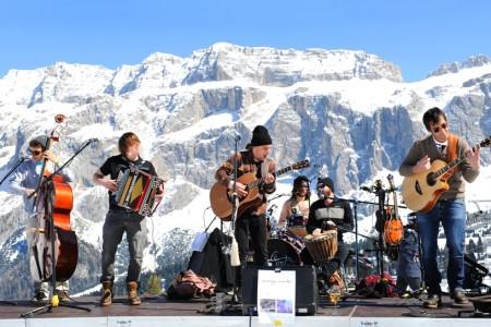 Velikonoce ve Val Gardeně: spojte lyžování s hudebním festivalem