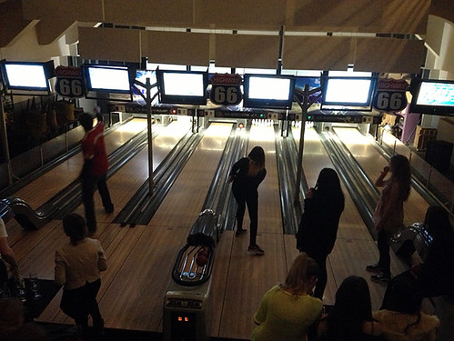 Paris bowling