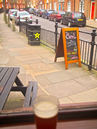 Europe 2013: London, England | The Camel Pub, Bethnal Green