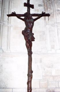 Cathédrale Saint-Pierre de Lisieux Crucifix