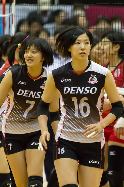 [url=https://www.flickr.com/photos/... 石井里沙選手と鍋谷