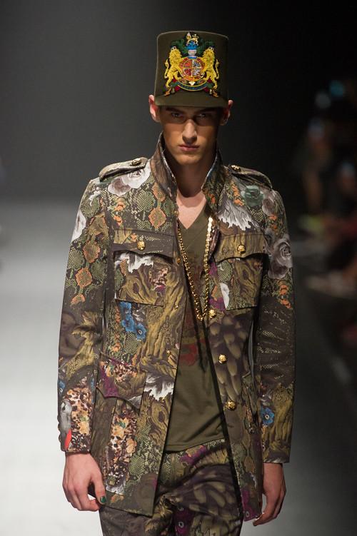 Robin Barnet3064_FW13 Tokyo DRESSCAMP(Fashion Press)
