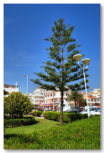 Monte Gordo (Algarve) by VRfoto