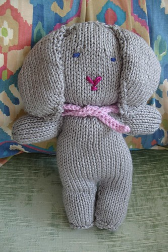 floppy ears by gradschoolknitter