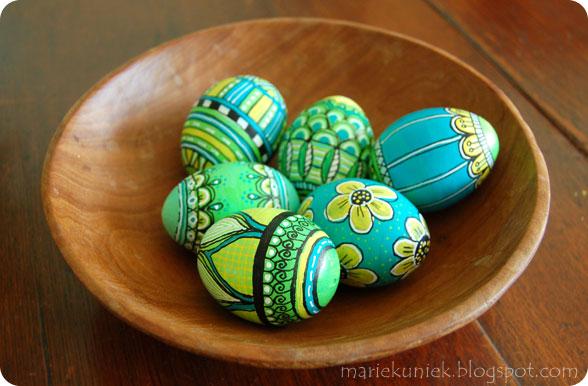 doodle-eieren