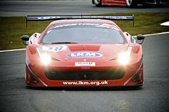 British GT-Oulton Park 2013.