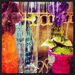 #colourful #funky #flowers #flemingsmayfair #mayfair #london